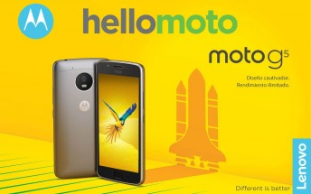 Moto G5 and Moto G5 Plus leaked by a retailer, specs revealed
