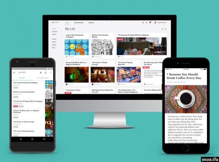 add-on Pocket cho Firefox và những điều cần biết