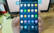 Even more Samsung Galaxy S8 live images appear