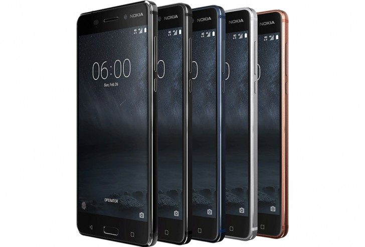 Nokia 5 and 3 go official special edition nokia 6 arte black joins