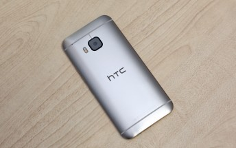HTC One M9 is now receiving Android Nougat in Europe, Turkey, and South Africa