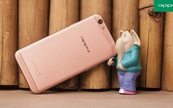 Rose Gold Oppo F1s releasing in India this Friday, pre-orders begin