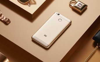 Xiaomi unveils Redmi 4X with faster LTE, Snapdragon 435