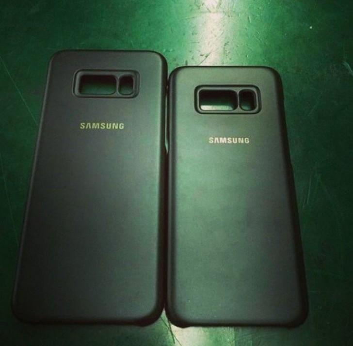 Chưa có Galaxy S8 nhưng Ốp lưng đã xuất hiện