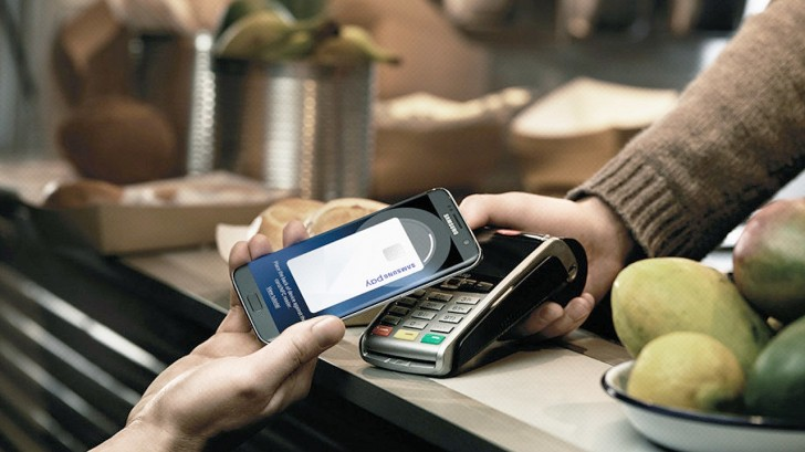 Samsung Pay now supports PayPal as a payment method