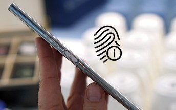 Sony might be legally bound to disable the fingerprint readers on its US phones