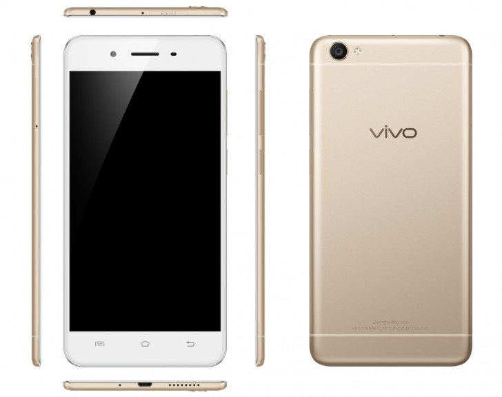 vivo launches y55s smartphone in india   gsmarena   news