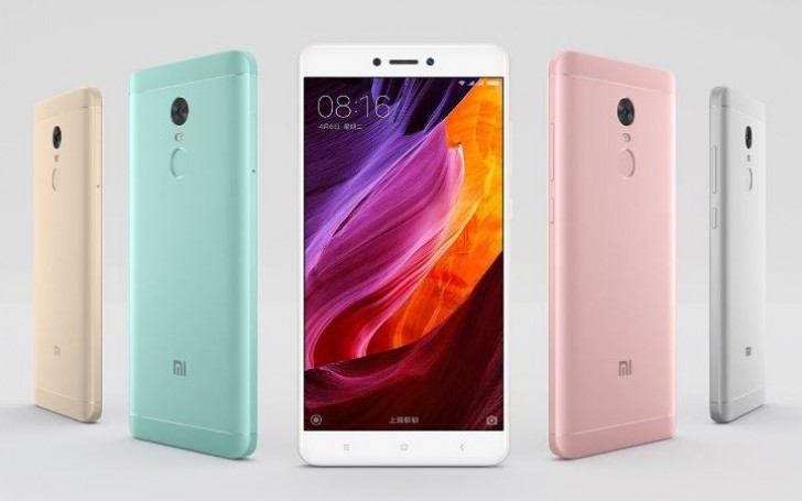 Xiaomi Redmi Note 4X goes on sale today exclusively on Mi.com