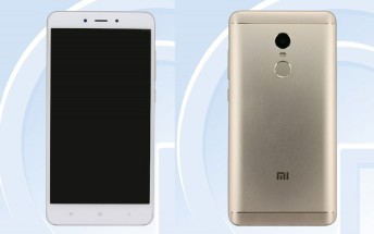 5.5 Xiaomi also spotted on TENAA, is this another Redmi Note device?