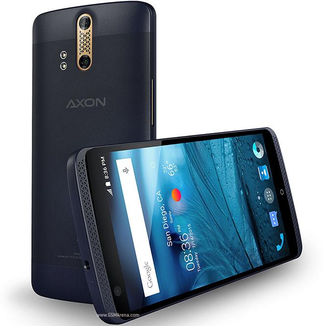 zte axon pro update come