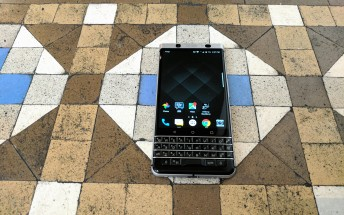 BlackBerry Keyone launched, UK gets it first