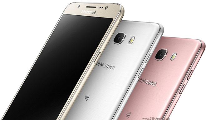 Bản vá bảo mật cho Samsung Galaxy J2 Prime, J5 (2016) và C5