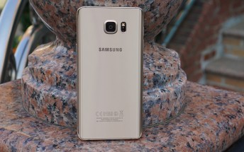 Galaxy Note5 gets Android Nougat update in Turkey, should spread to other markets soon