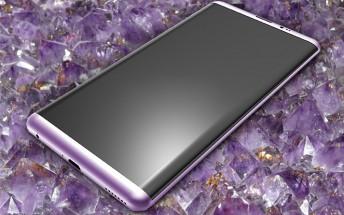 Samsung Galaxy S8 Amethyst color confirmed