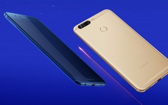 Huawei makes the Honor 8 Pro official in Russia
