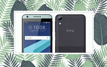 HTC readies Desire 650 dual sim, a MediaTek-powered ODM device