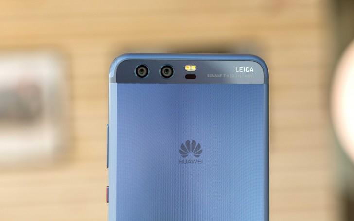 Huawei's P10 scores 87 on DxOMark, ranking near the top