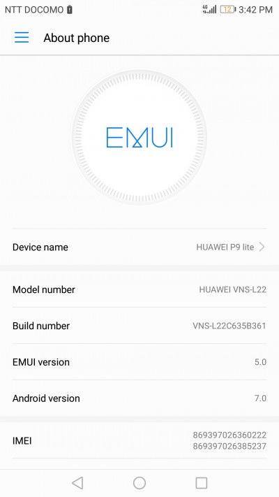 Nougat News | Huawei P9 Lite