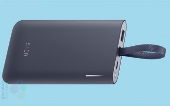 Samsung power bank for Galaxy S8 leaks in two colors