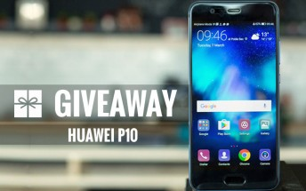 GSMArena giveaway: Enter to win a Huawei P10
