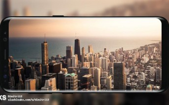 Samsung Galaxy S8 and S8+ promotional materials surface