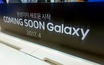 Report says Samsung Galaxy S8 pre-orders in Europe will go live on unveiling day