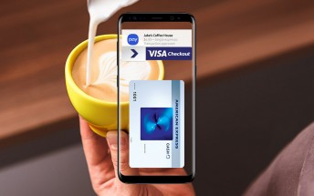 Samsung Pay adds support for Visa Checkout