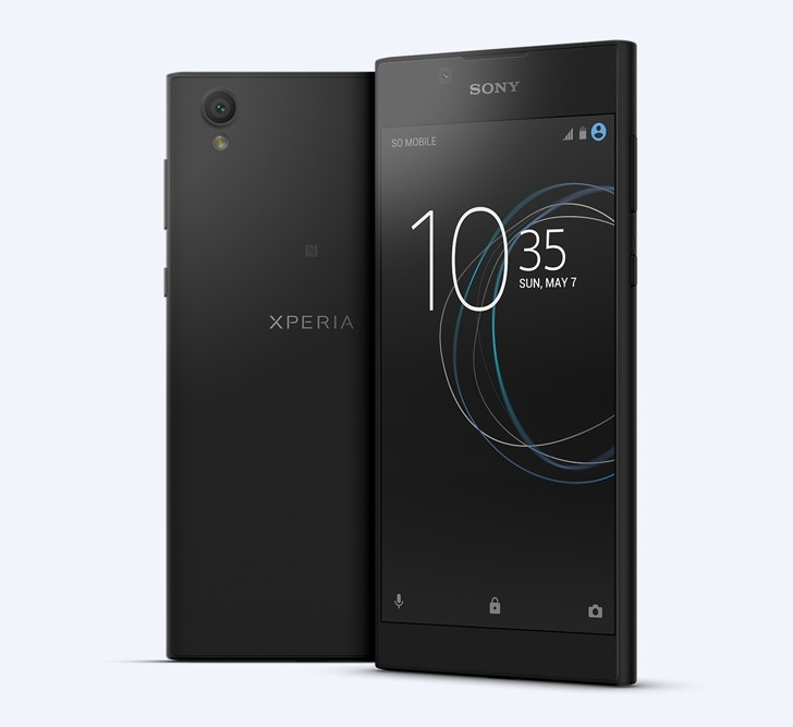 Sony Just Announced Another New Phone: The Xperia L1