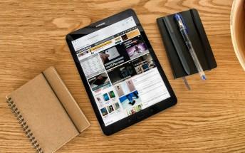 Black Samsung Galaxy Tab S3 UK launch delayed by a week