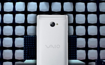 Vaio Phone A runs Android, challenges former parent Sony