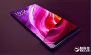 Xiaomi Mi Mix 2 concept shows dual camera, slimmer bezels