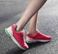 90 Minutes Ultra Smart Sportswear shoes: Pink