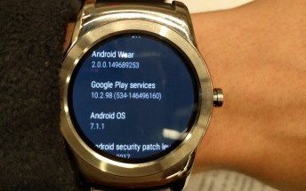 Android Wear 2.0 is now headed to the LG G Watch R and original Watch Urbane