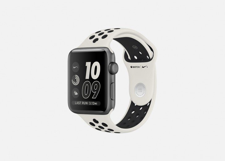 NikeLab Announces Slick Limited-Edition Apple Watch