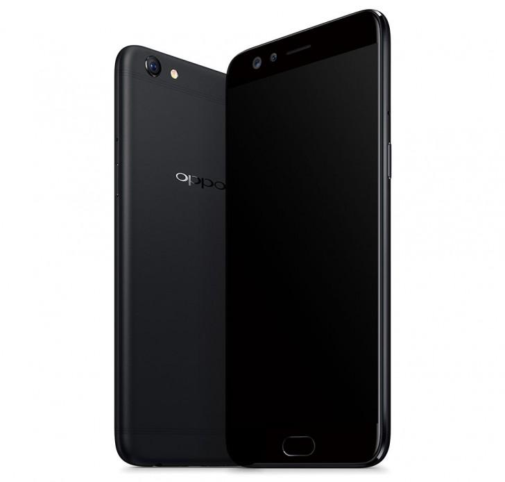 OPPO F3 Plus: Bolder in Black