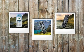 Counterclockwise: Sony Ericsson T68i, Nokia 7650 and the rise of the cameraphone