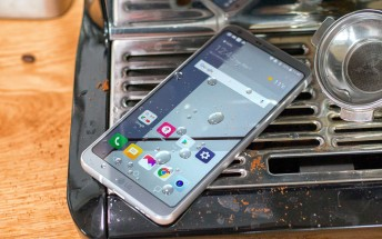 It's time for the LG G6 to be scratch, burn, and bend tested on video