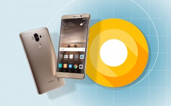 Huawei Mate 9 already running a test version of Android O