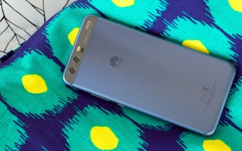 New teardown shows us the innards of the Huawei P10