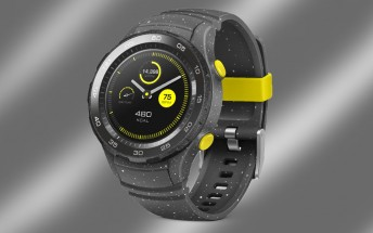 Huawei Watch 2 officially available in the US, 10 free weeks of Google Music