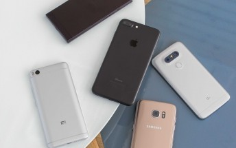 IDC: Samsung and Apple stagnate as smartphone market grows