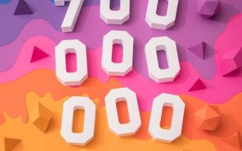Instagram proudly announces it's got 700 million users