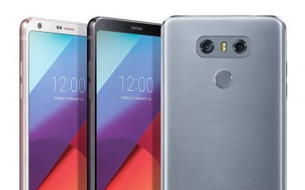 LG G6 to launch in India on April 26