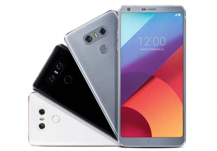LG G6 to be launched in India on April 24