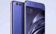Xiaomi Mi 6 press renders leak just a few hours ahead of unveiling