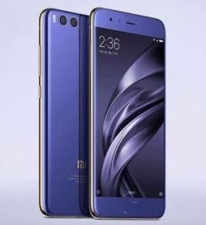 Xiaomi Mi 6 press renders