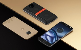 Motorola Moto Z starts getting Android 7.1.1 update