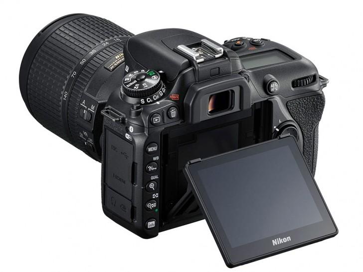 Nikon D7500: nueva réflex APS-C con grabación de video 4K