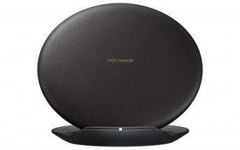 Galaxy S8 fast wireless charging convertible stand goes up for pre-order