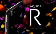 Sharp officially unveils Aquos R with Snapdragon 835 and 22.6MP camera